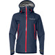Norrøna Junior Falketind Gore-Tex Jacket Indigo Night